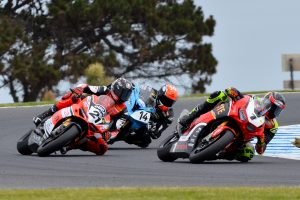 Bayliss earns Superbike overall as Herfoss clinches race three victory