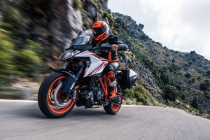 KTM unveils updated 1290 Super Duke GT for 2019