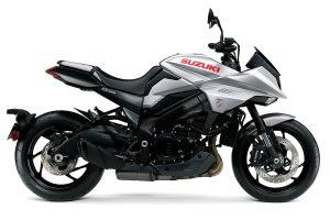 Bike: 2020 Suzuki Katana