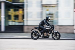 Ride Your Motorcycle To Work Week launches