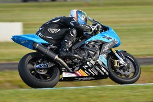 Allerton back in the winners circle at Phillip Island