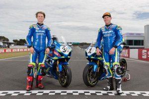 Team Suzuki ECSTAR Australia primed for Phillip Island