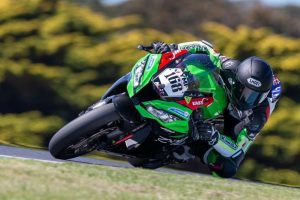 Team GSR Kawasaki rounds out 2018 with their season best