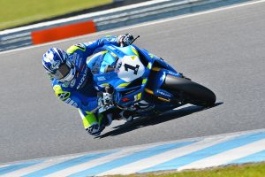 Waters fastest on Friday in Phillip Island ASBK practice