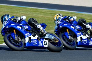 ASBK bLU cRU managers review round seven