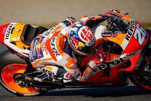 Pedrosa named MotoGP Legend as retirement looms this weekend