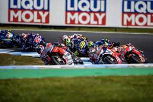 Network 10 secures MotoGP broadcast for additional three years