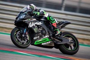 Kawasaki Racing newcomer Haslam completes initial WorldSBK test