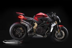 MV Agusta Brutale 1000 Serie Oro on show at EICMA