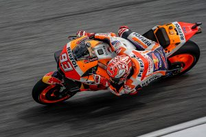 Marquez seals 80th career pole in rain-affected Malaysia