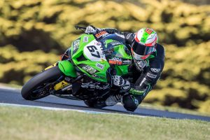 Staring and Epis make up Kawasaki BCperformance squad in 2019