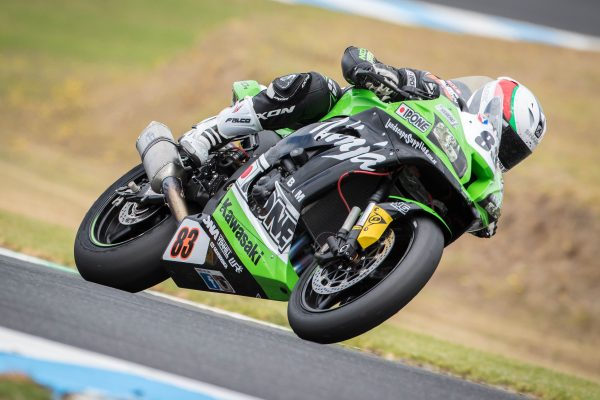 Buckley shopping for ASBK deal following BCperformance departure