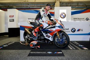 BMW Motorrad WorldSBK Team launches 2019 colours at Portimao