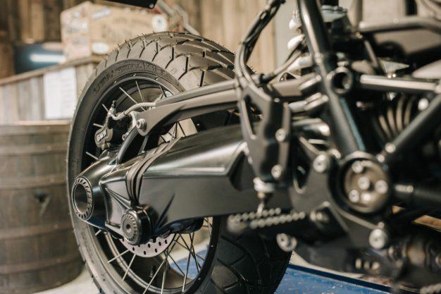 bridgestone scrambler tyre