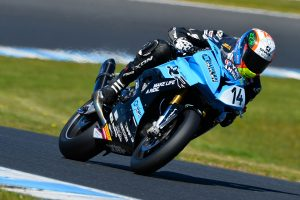 New-look Maxima BMW confirms Allerton for ASBK assault