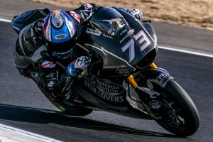 Marquez tops Moto2 times on day two of Jerez testing