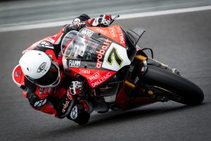 Davies not yet settled on Panigale V4 R set-up