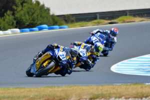 Krummenacher opens WorldSSP with victory at Phillip Island