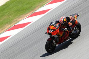Zarco discovers KTM RC16 direction in Sepang outing