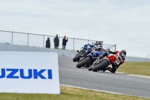 Motorcycle racing returns to Barbagallo Raceway