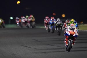 Seat malfunction forces Miller into early Qatar MotoGP retirement