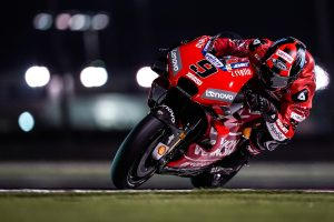 Petrucci optimising approach with factory Ducati opportunity