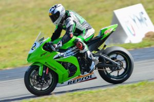 Positive Wakefield Park ASBK weekend for Walters