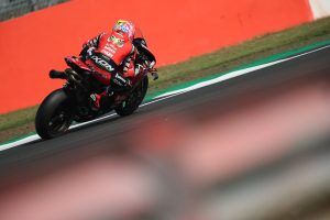Brookes faces technical issues in Ducati debut at Silverstone