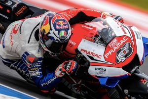 Desmosedici GP19 a big step in competitiveness for Miller