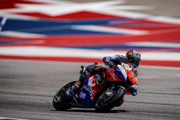 'More to come' declares Miller following breakthrough COTA podium