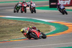 WorldSBK reduces rev limit for Ducati Panigale V4 R
