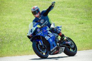 Mettam secures New Zealand Superbike Championship