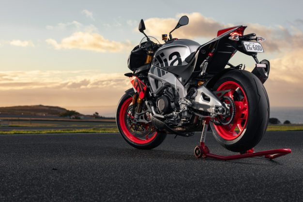 2019 aprilia tuono v4 1100 factory review