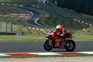 Donington Park results 'less than acceptable' says Brookes