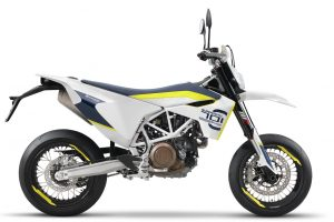 MY19 Husqvarna 701 Supermoto makes Australian arrival
