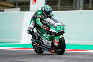 Gardner escapes injury in opening lap incident at Barcelona