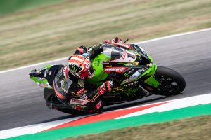 Rea 'unsure of the pace' in Misano race two victory