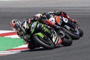 Bautista and Rea share race wins on Sunday at Misano WorldSBK