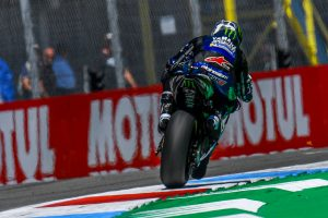 Yamaha 1-2 led by Vinales in Friday MotoGP practice at Assen