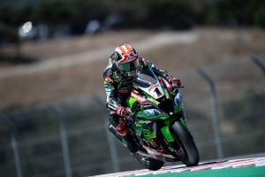 Race one victory boosts points lead for Rea at Laguna Seca