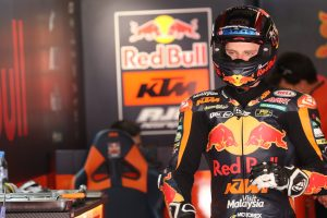 Binder set for 2020 MotoGP graduation with Red Bull KTM Tech3