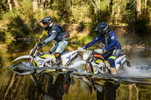 Watch: 2019 Husqvarna 701 Enduro Trek – Victorian High Country