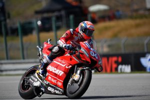 Dovizioso not reliant on strong Ducati form at the Red Bull Ring