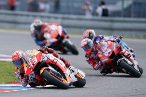 Marquez earns 50th MotoGP win at Brno as Miller lands on the podium