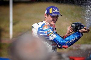 Patience key to thrilling Brno podium declares Miller