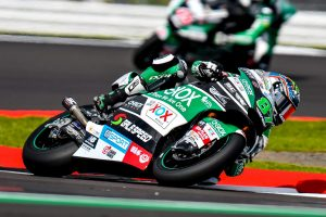 Gardner draws mixed feelings from Silverstone top five
