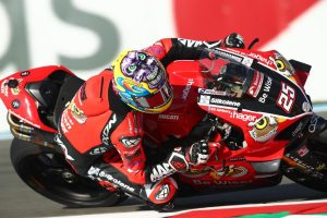 Brookes content in overcoming early challenges at Assen BSB