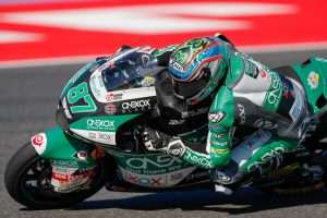 Faulty tyre the cause of Gardner's early Misano crash