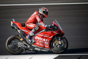 Dovizioso in shape for Misano grand prix this weekend