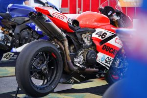 Capacity claims no concern for DesmoSport Ducati's Jones